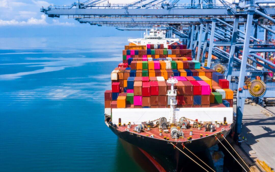 Container shipping: Records keep falling as industry enjoys best markets ever
